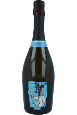Prosecco Deer Brut DOC 2019 - COSTAROSS